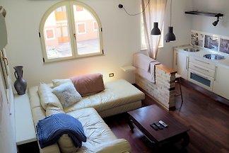 Ferienhaus mit Klimaanlage und Terrasse