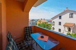 Appartement Vacances avec la famille Crikvenica
