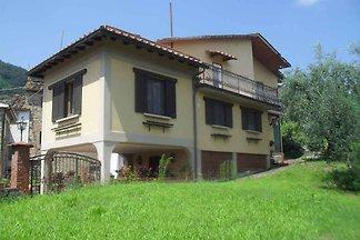 Ferienhaus mit Terrasse und Meersicht