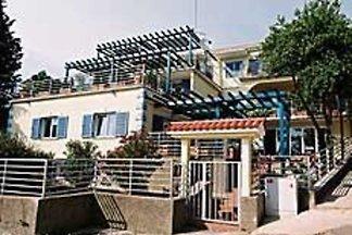 Ferienwohnung mit 40 qm grosser Terrasse