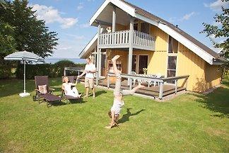 Maison de vacances Vacances relaxation Rechlin