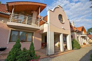Holiday flat family holiday Hajduszoboszlo