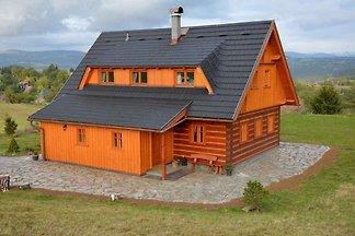 Ferienhaus in ruhige Lage mit rustikale