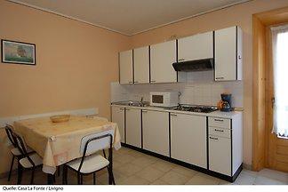 Vakantie-appartement in Livigno