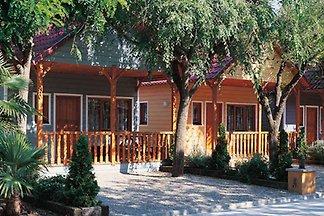 Ferienhaus Campingplatz SOLMAR 200 m bis zum