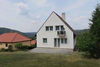 Ferienhaus in der Nähe von Burg Křivoklát