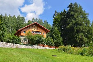 Ferienhaus mit Skiverleih im Haus unweit vom