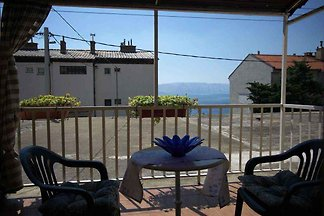 Ferienwohnung s balkonom