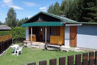 Ferienhaus in einem Schutzgebiet