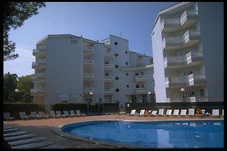 Apartament Dla rodzin Lignano Sabbiadoro