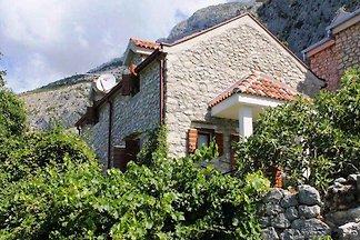 Ferienhaus mit Meerblick, Garten und Grill