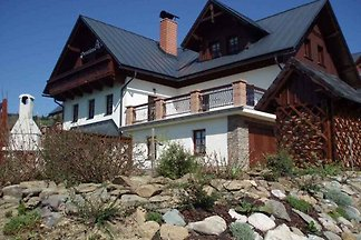 Ferienwohnung im Neubau mit Sauna und