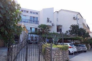 Vakantie-appartement Gezinsvakantie Selce