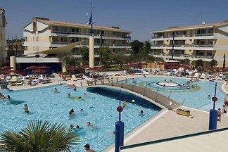 Ferienwohnung mit Wasserrutsche und