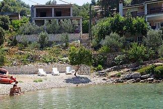 Ferienhaus 20 m vom Strand