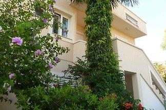 Ferienwohnung mit grossem Balkon