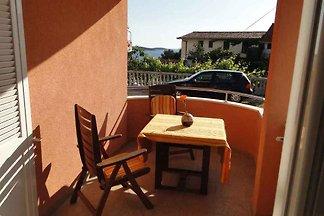 Ferienwohnung mit Balkon