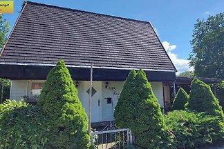 Ferienhaus geräumig und mit Sauna