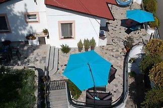 Ferienhaus mit einer grossen Terrasse