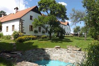Ferienhaus mit attraktive Ausstattung