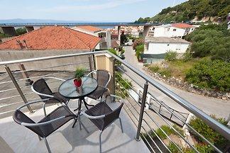 Holiday flat in Podgora