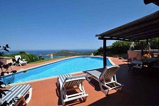Villa mit Meerblick und Klimaanlage