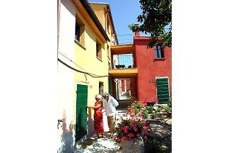 Vakantie-appartement in Riomaggiore