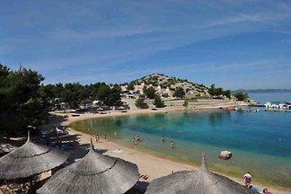 Ferienwohnung 50 m von der Adria entfernt