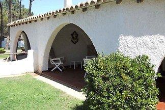 Ferienhaus near the white sand beach
