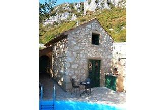 Maison de vacances Vacances relaxation Grizane