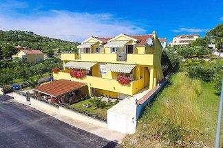 Ferienwohnung mit 35 qm grosser Terrasse mit