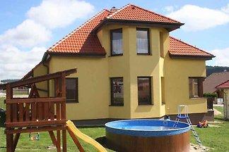 Ferienhaus am Lipno-Stausee