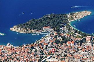 Holiday flat family holiday Makarska