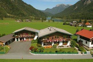 Vakantie-appartement in St. Ulrich am Pillersee
