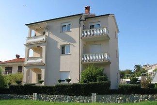 Vakantie-appartement in Lopar