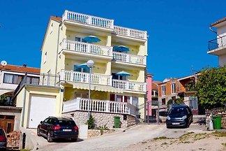 Ferienwohnung mit Meerblick und Klimaanlage