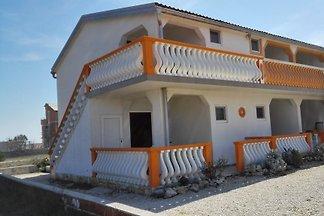 Ferienwohnung mit Terrasse und