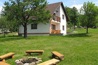 Ferienhaus mit Kamin und Feuerstelle