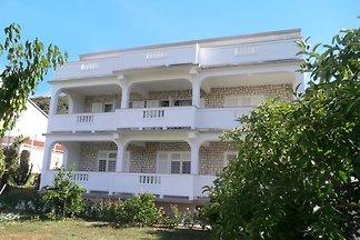 Ferienwohnung mit 2 Bädern und 2 Balkonen