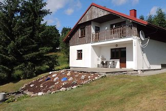Ferienhaus in der wunderschönen Natur