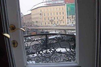 Holiday flat family holiday Budapest