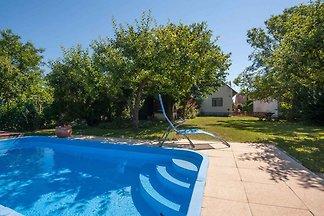 Ferienwohnung mit Pool, Klimaanlage und