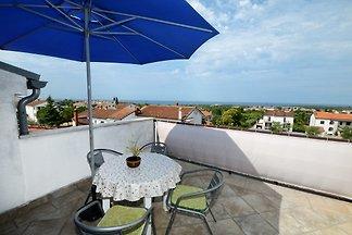 Ferienwohnung mit Terrasse und SAT-TV