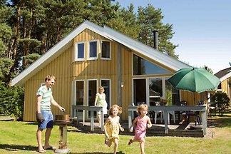 Ferienhaus im Ferienpark Mirow an der Müritz
