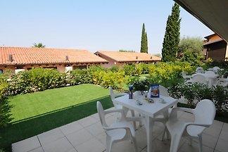 Hotelapartment mit Garten