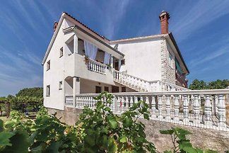 Ferienwohnung mit Galerie und Terrasse
