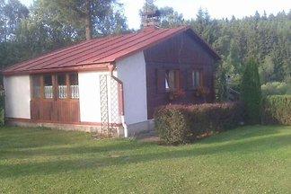 Ferienhaus mit Terrasse in wunderschöner Lage