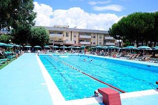 Vakantiehuis Ontspannende vakantie Bocca di Magra