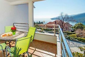 Ferienwohnung mit 10 qm grosser Terrasse