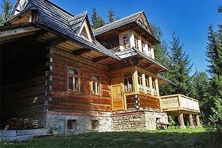 Ferienwohnung in Zakopane mit Kamin und Blick